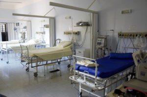入院用のベット
