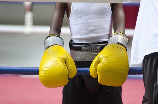 ボクシングの体験コース