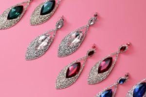様々な宝石の画像