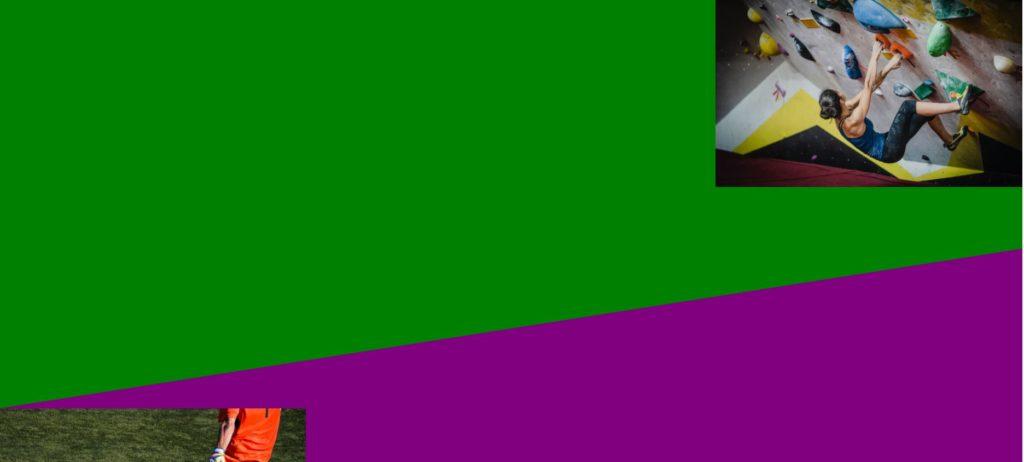 三角形で斜線を作る際の成功例